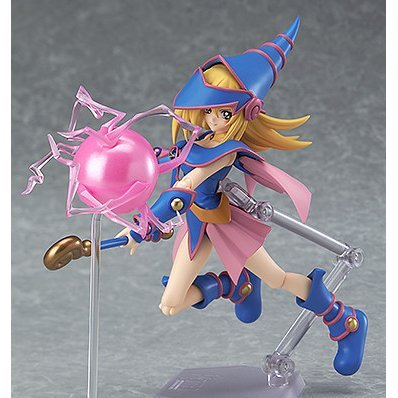 figma No. 313 Yu-Gi-Oh!: Dark Magician Girl [Good Smile Company Online Shop Limited Ver.] (Re-run)