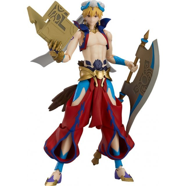 figma No. 468 Fate/Grand Order Absolute Demonic Front Babylonia: Gilgamesh