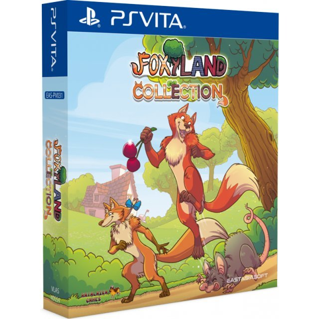 FoxyLand Collection [Limited Edition]