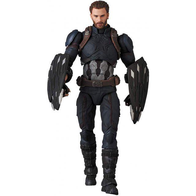 MAFEX Avengers Infinity War: Captain America (Infinity War Ver.)