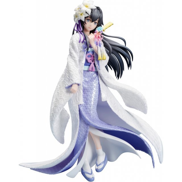 My Youth Romantic Comedy Is Wrong As I Expected 1/7 Scale Pre-Painted Figure: Yukino Yukinoshita -Shiromuku-
