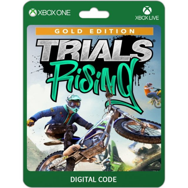 Trials Rising: (Gold Edition)