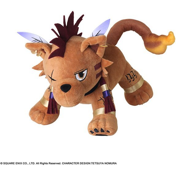 Final Fantasy VII Action Doll: Red XIII