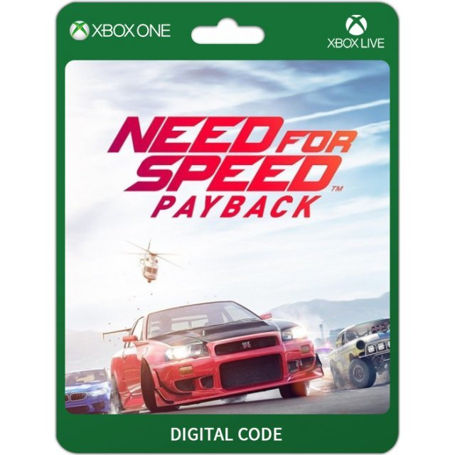 Need For Speed Payback Digital