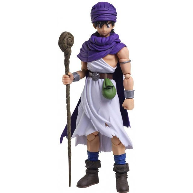 Dragon Quest V Hand of the Heavenly Bride Bring Arts: Protagonist
