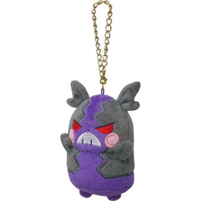 Pocket Monsters All Star Collection Pattern Mascot PM37: Morpeko Harapeko