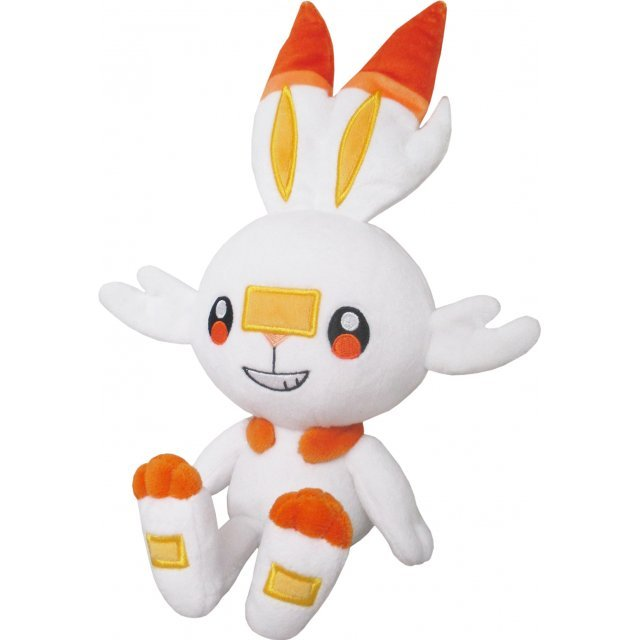Pocket Monsters All Star Collection Plush PP150: Scorbunny (S)