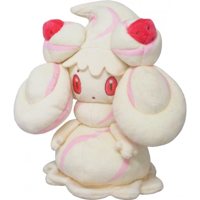 Pocket Monsters All Star Collection Plush PP153: Alcremie (S)