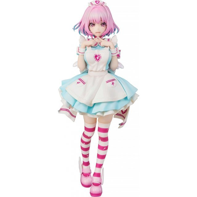 The Idolm@ster Cinderella Girls 1/7 Scale Pre-Painted Figure: Riamu Yumemi
