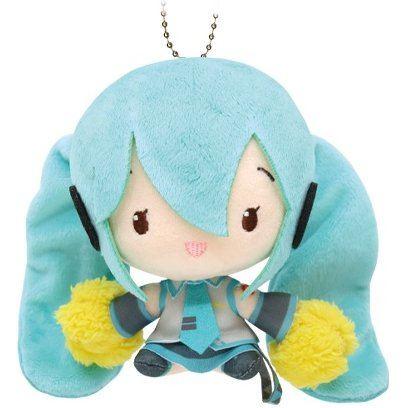 Hatsune Miku Cute Plush Cheer Ver. (A)
