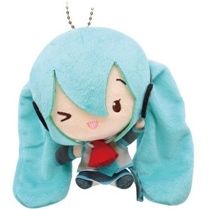 Hatsune Miku Cute Plush Cheer Ver. (B)