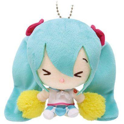 Hatsune Miku Cute Plush Cheer Ver. (C)