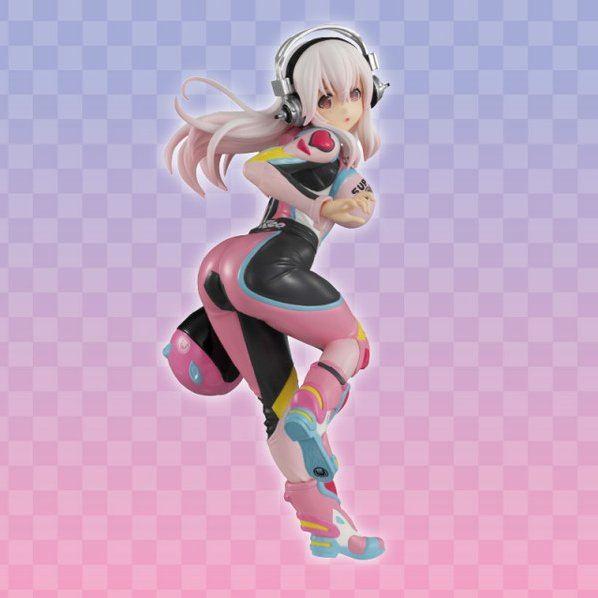 Super Sonico Concept Figure: Super Sonico -Rider Suit-