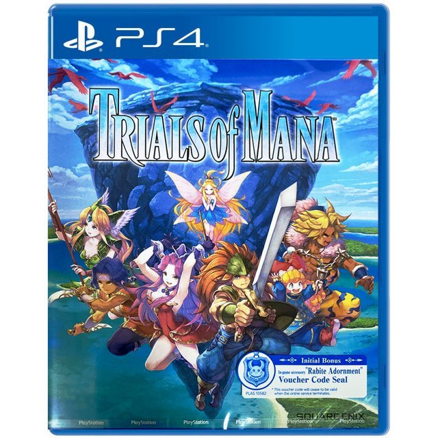 Trials of Mana (English Subs)