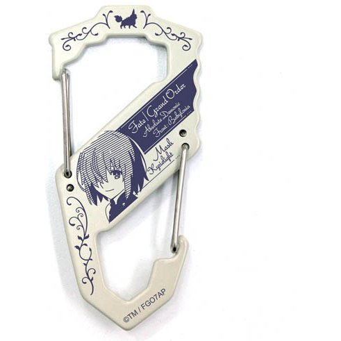 Fate/Grand Order - Absolute Demonic Front: Babylonia - Mash Kyrielight Carabiner S Type White