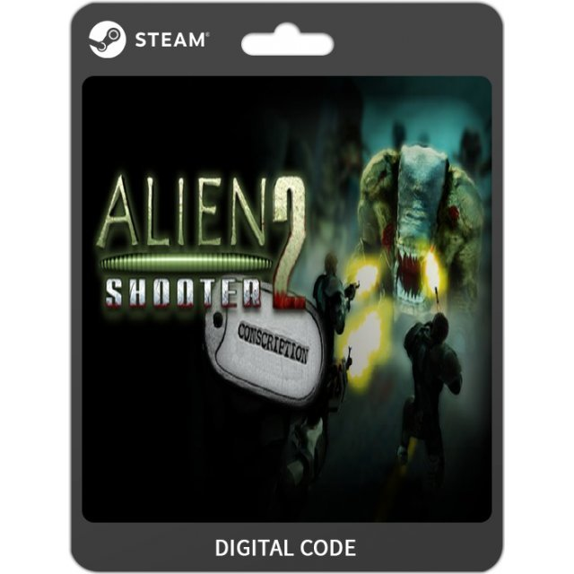 Alien Shooter 2: Conscription