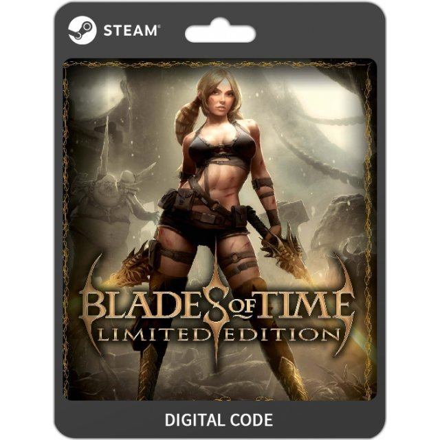 Blades of Time: (Limited Edition)