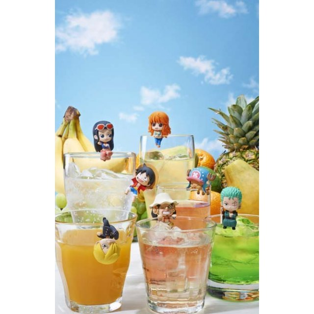 Ochatomo Series One Piece Pirates Tea Time (Set of 8 pieces) (Re-run)