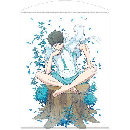 Haikyu!! To The Top 100cm Wall Scroll: Toru Oikawa (Re-run)