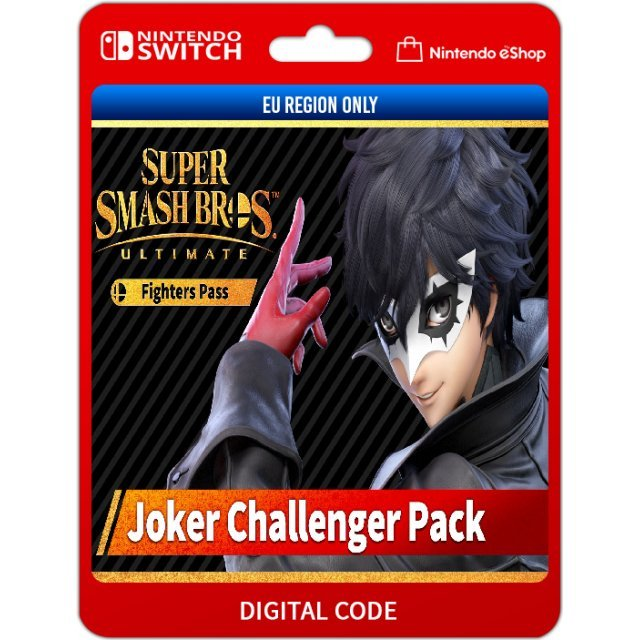 Super Smash Bros Ultimate: Joker Challenger Pack 1 (DLC)