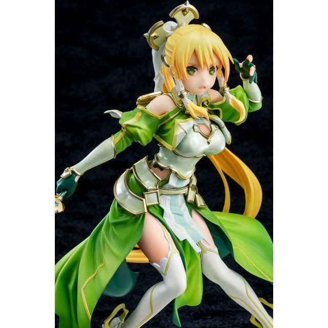Sword Art Online Alicization 1/8 Scale Pre-Painted Figure: 'Teraria Earth Goddess' Leafa