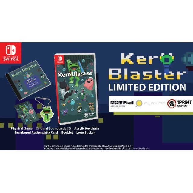 Kero Blaster [Limited Edition] (Multi-Language)