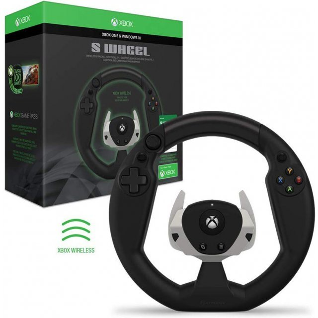 S Wheel Wireless Racing Controller for Xbox One