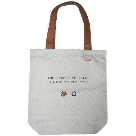 The Legend Of Zelda: A Link To The Past Tote Bag Cucco