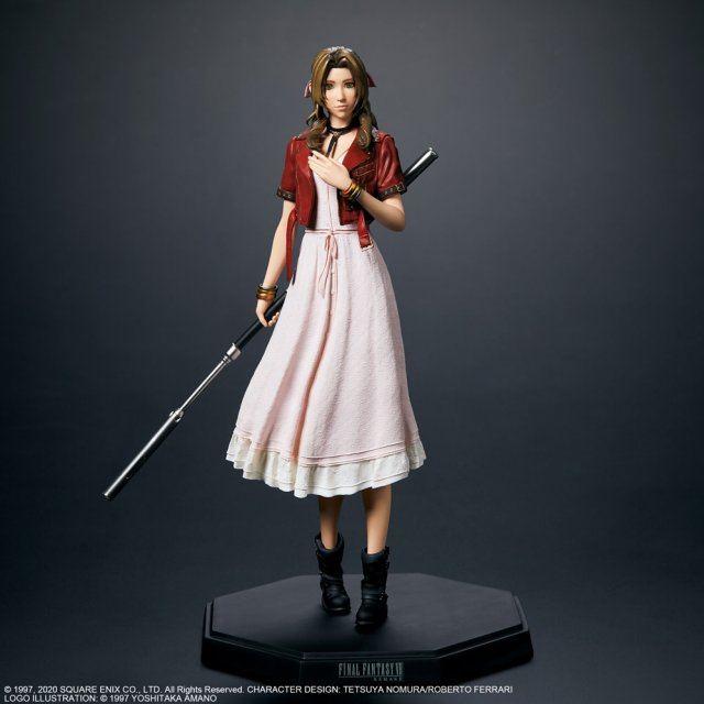 Final Fantasy VII Remake Statuette: Aerith Gainsborough