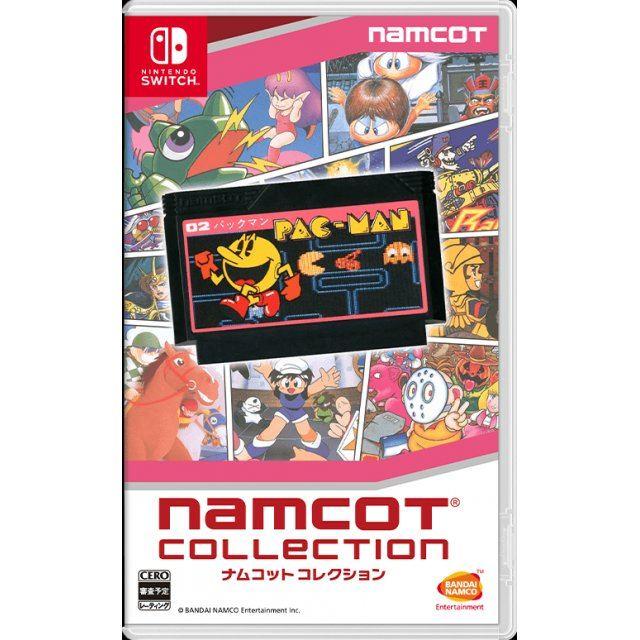 Namcot Collection (Multi-Language)