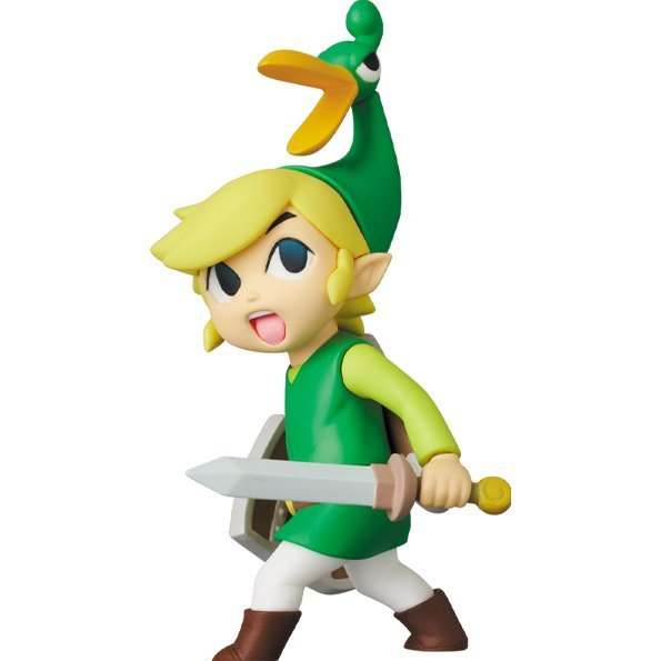 Ultra Detail Figure No. 563 The Legend of Zelda: Link (The Minish Cap)