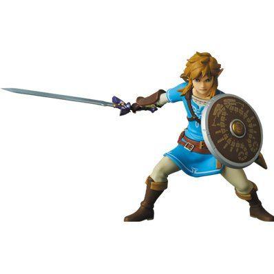Ultra Detail Figure No. 565 The Legend of Zelda: Link (Breath of the Wild Ver.)