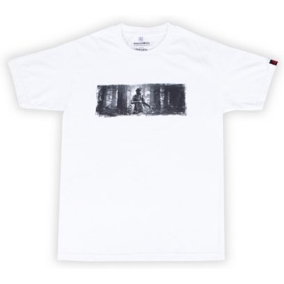 The Last Of Us Part II T-shirt White (S Size)