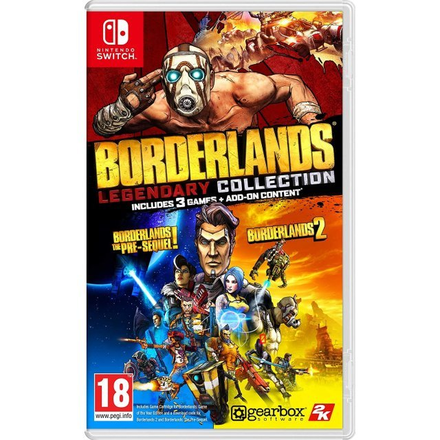 Borderlands: Legendary Collection