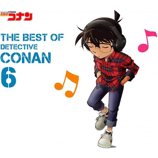 Detective Conan Theme Song Collection 6 [Limited Edition]