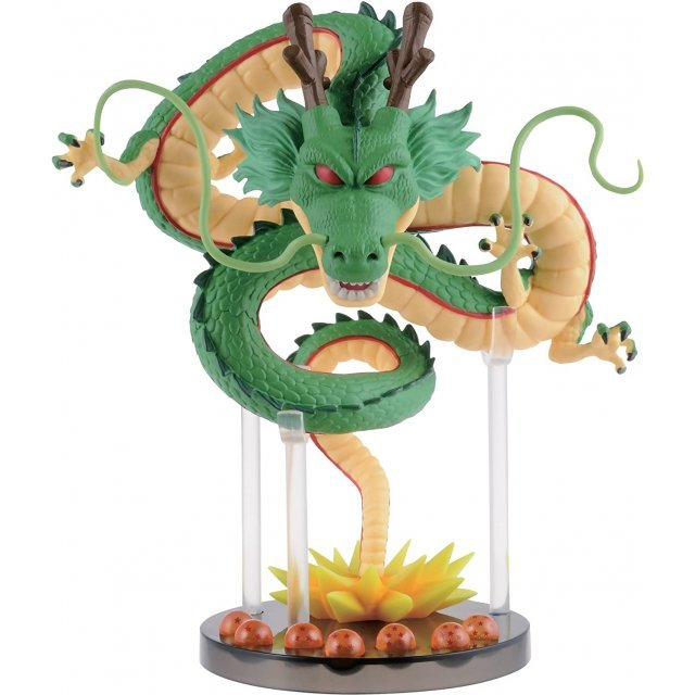 Dragon Ball Super World Collectable Figure: Shenron & Dragon Ball