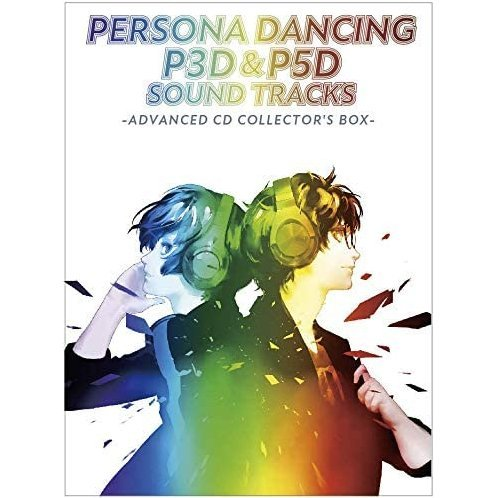 Persona Dancing P3D And P5D Soundtracks - Advanced Collector's Box [6CD + Blu-ray, Limited Edition]