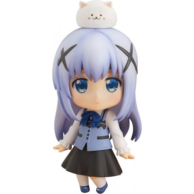Nendoroid No. 558 Is the Order a Rabbit?: Chino [Good Smile Company Online Shop Limited Ver.] (Re-run)