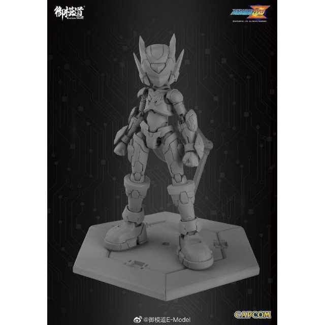 Mega Man Model Kit: Zero