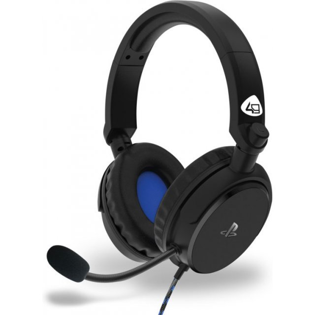 PRO4-50S Stereo Gaming Headset for PlayStation 4