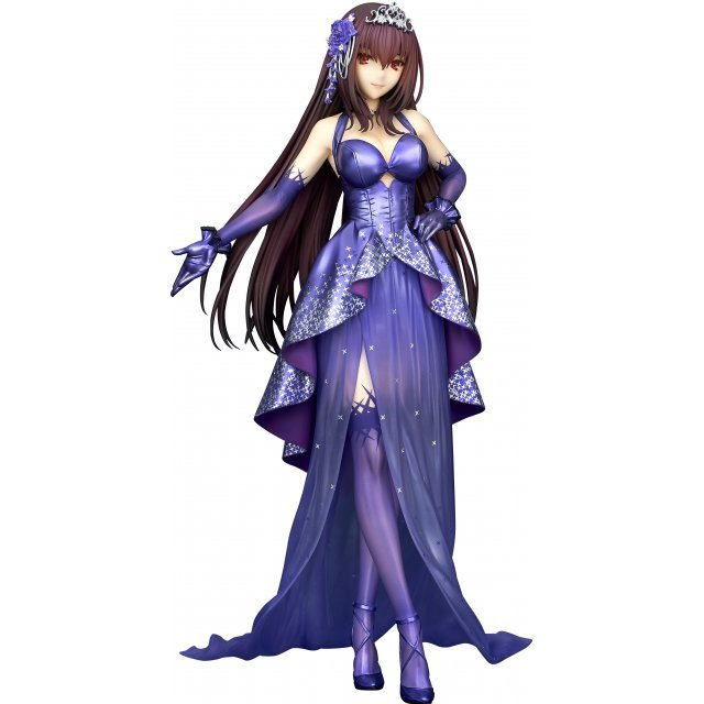 Fate/Grand Order 1/7 Scale Pre-Painted Figure: Lancer/Scathach Heroic Spirit Formal Dress