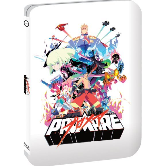 Promare [Steelbook, Limited Edition]