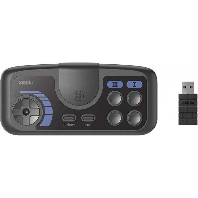 8Bitdo PCE Core 2.4G Wireless Gamepad for PC Engine Mini / PC Engine CoreGrafx Mini / TurboGrafx-16 Mini / Nintendo Switch