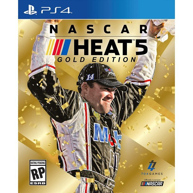 NASCAR Heat 5 [Gold Edition]