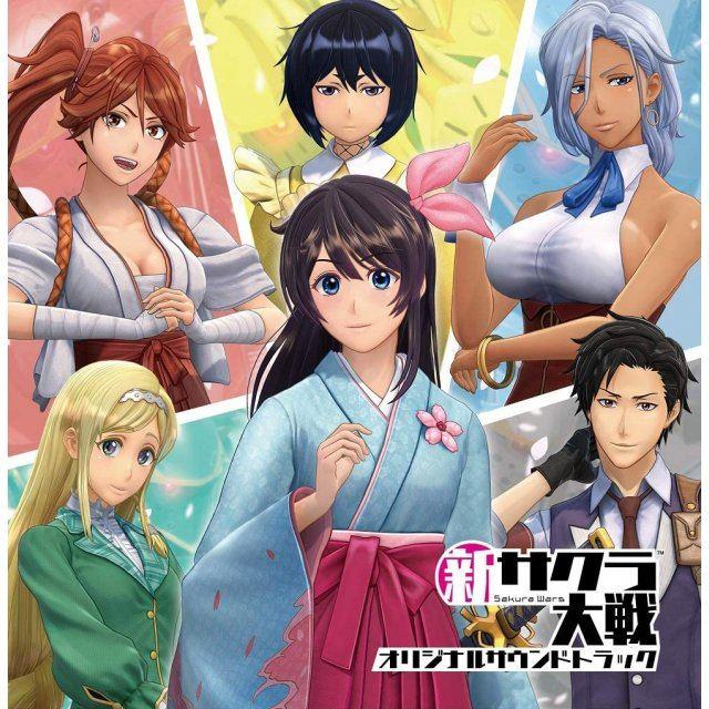 New Sakura Wars Original Soundtrack