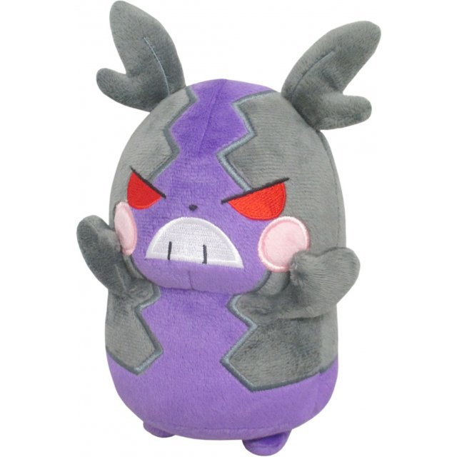 Pocket Monsters All Star Collection PP162: Morpeko Hangry Mode (S)