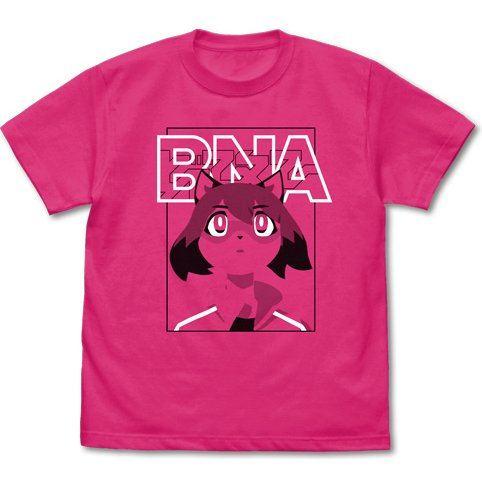 Brand New Animal Michiru Kagemori T Shirt Tropical Pink L Size