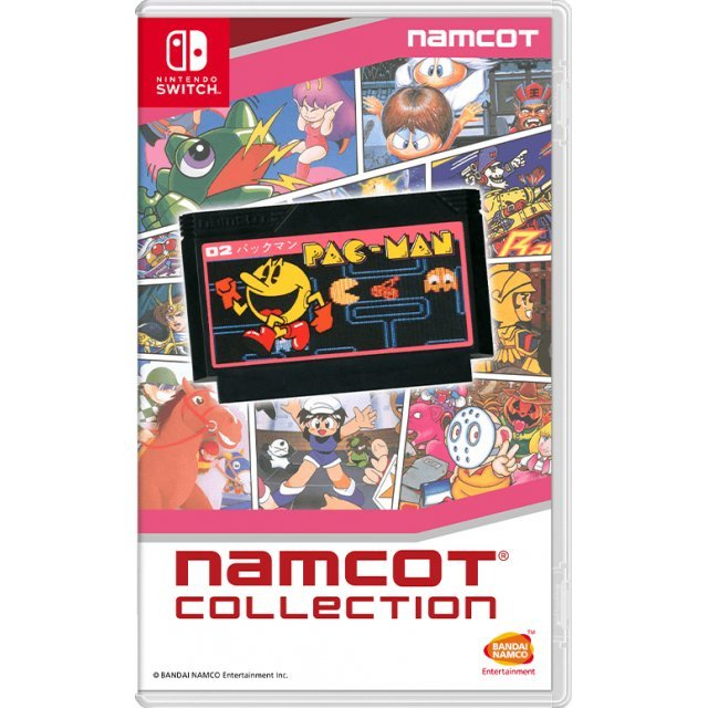 Nintendo Switch - The full set - Page 5 Namcot-collection-multilanguage-629705.7