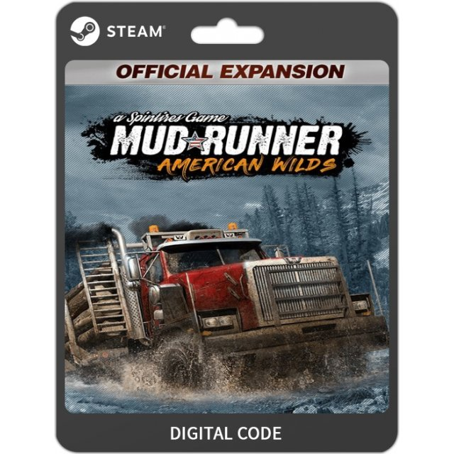 Spintires: MudRunner - American Wilds Expansion (DLC)