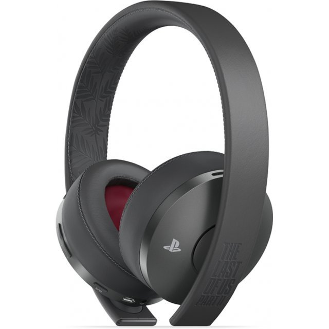 PlayStation Gold Wireless Headset (The Last of Us Part II Limited Edition)